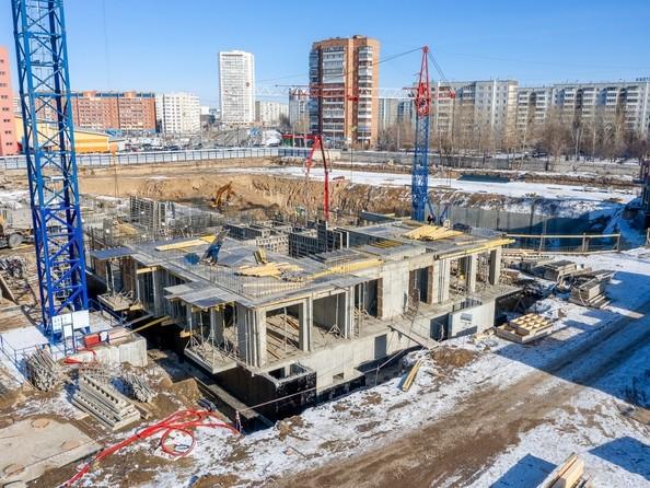 Ход строительства 29 февраля 2020
