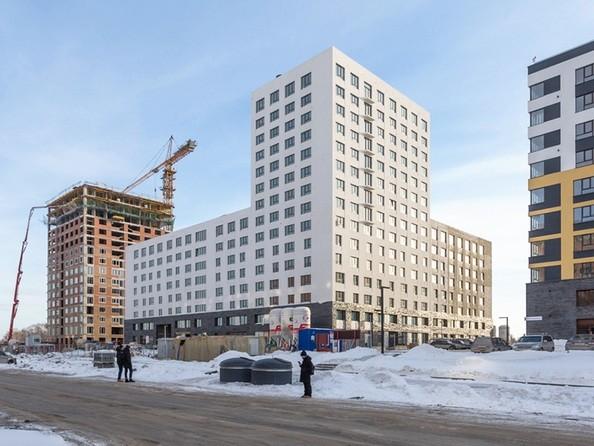 Фото Жилой комплекс ЕВРОПЕЙСКИЙ БЕРЕГ, дом 23, Ход строительства февраль 2019