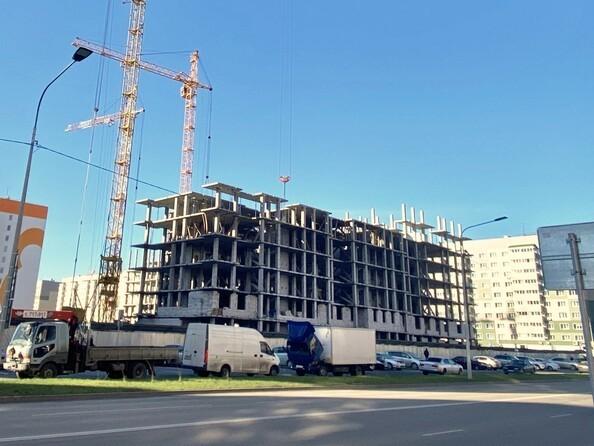 Ход строительства 31 сентября 2020