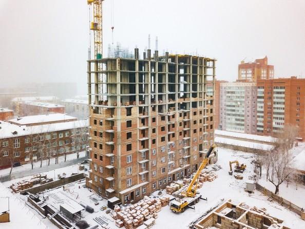 Фото Жилой комплекс Базарная, дом 1, Ход строительства 8 февраля 2019