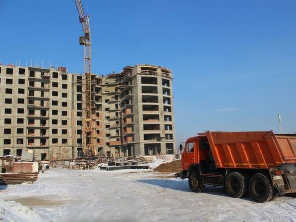 Ход строительства 4 декабря 2018