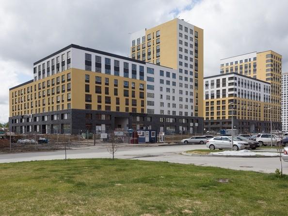 Фото Жилой комплекс ЕВРОПЕЙСКИЙ БЕРЕГ, дом 23, Ход строительства июль 2019