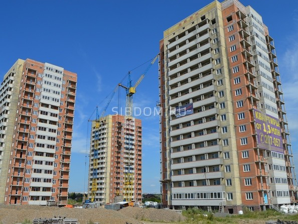 Фото Жилой комплекс ВОЛНА, дом 1