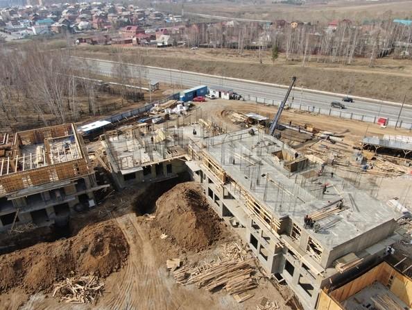 Ход строительства 6 мая 2020