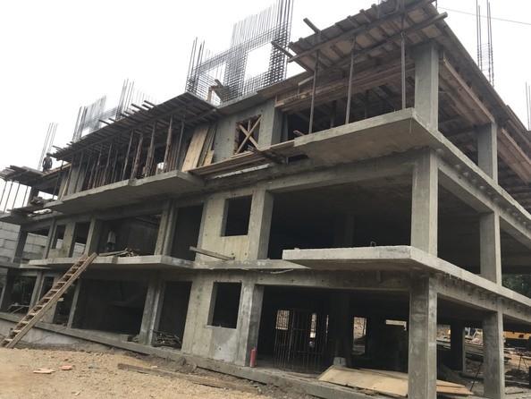 Фото Жилой комплекс УСПЕНСКИЙ-3, б/с 1 , Ход строительства Август 2018