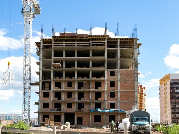 Ход строительства 10 августа 2018