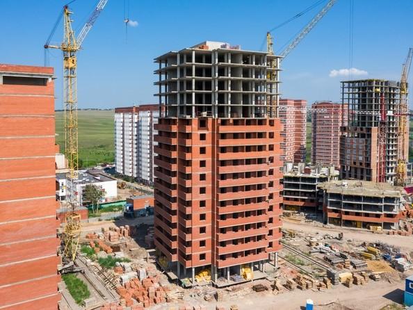 Фото ГЛОБУС ЮГ, дом 8, Ход строительства 5 августа 2019