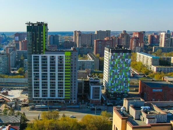 Фото Жилой комплекс ДЖЕТ 2, Ход строительства июнь 2019