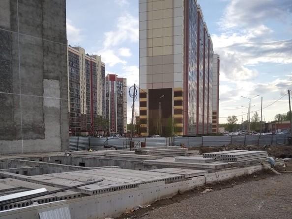 Ход строительства 2 очереди май 2020