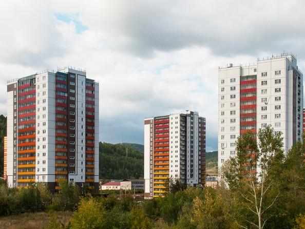 Фото Жилой комплекс ТИХИЕ ЗОРИ, дом 6, Ход строительства 15 сентября 2018