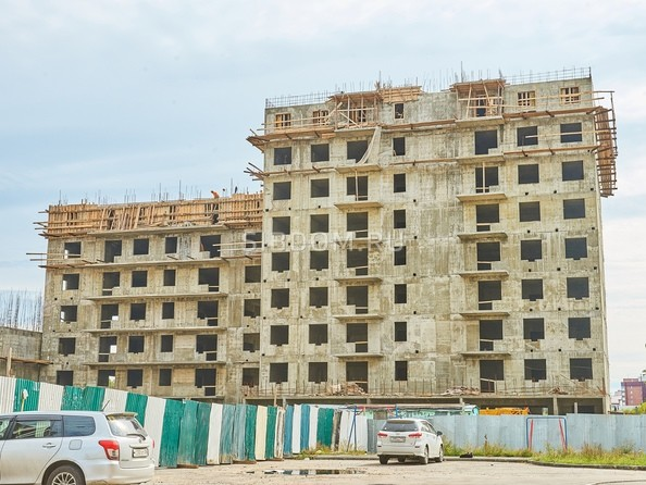 Ход строительства 19 сентября 2019