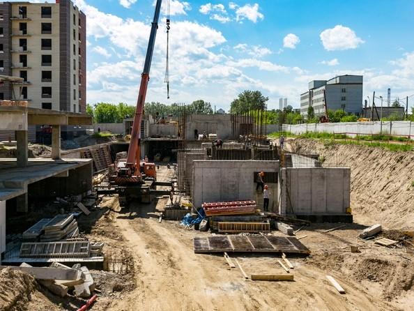 Фото Жилой комплекс Академгородок, дом 1, корп 2, 25 июня 2018