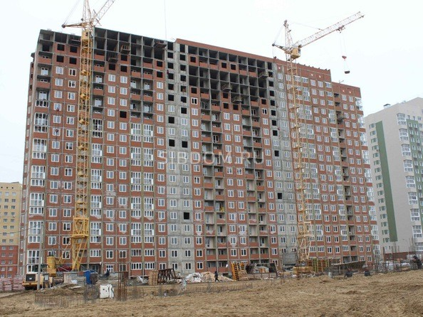 Фото Жилой комплекс КУЗЬМИНКИ, дом 12, Ход строительства март 2019