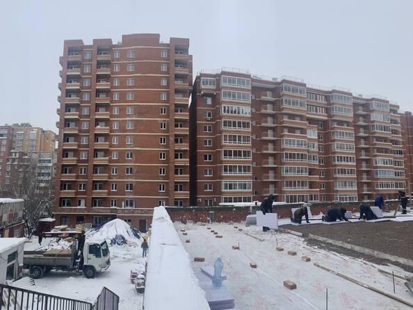 Ход строительства 1 февраля 2021