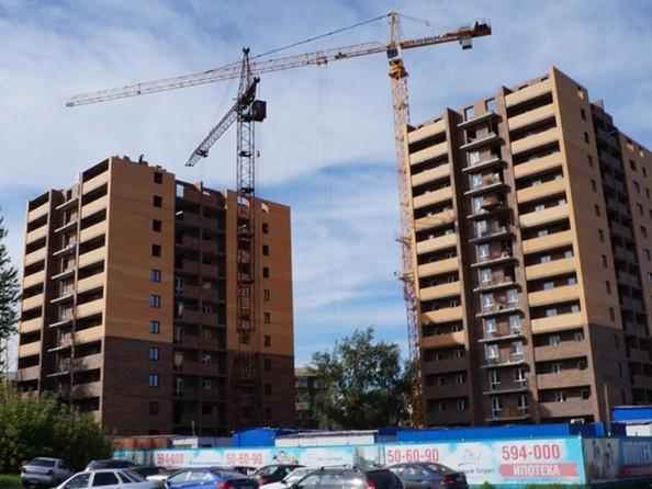 Фото Жилой комплекс БАГРАТИОНЪ, дом 2, Сентябрь 2016