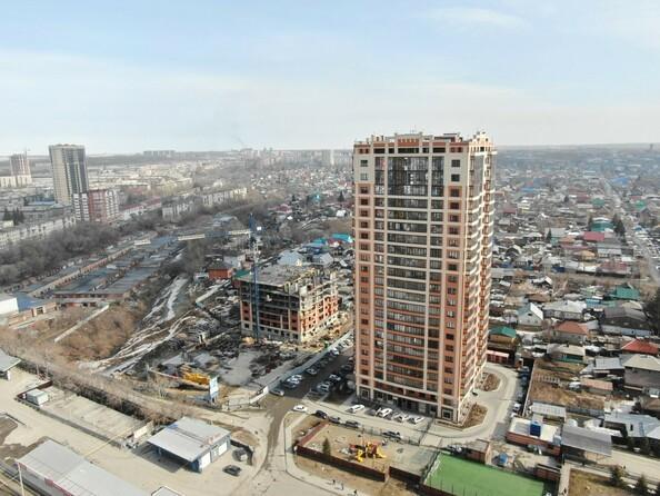 Фото Жилой комплекс КАЛИНИНСКИЙ-2, Ход строительства апрель 2019