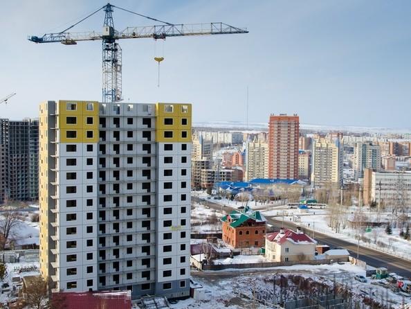 Фото Жилой комплекс КУРЧАТОВА, дом 6, стр 2, Ход строительства 24 февраля 2018