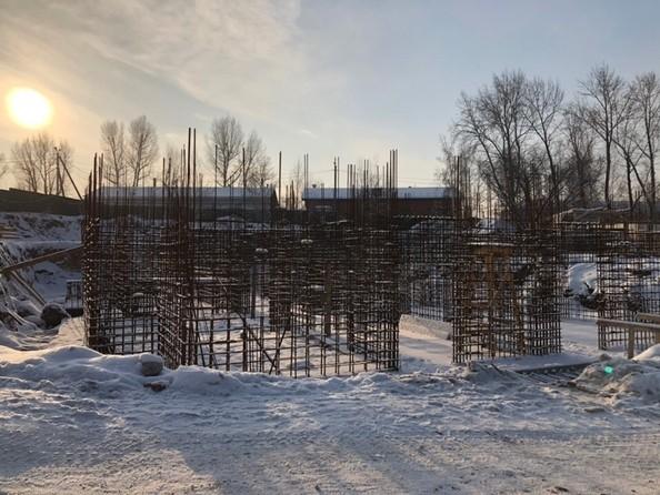 Фото Жилой комплекс КОРИЦА, дом 3, Ход строительства декабрь 2018