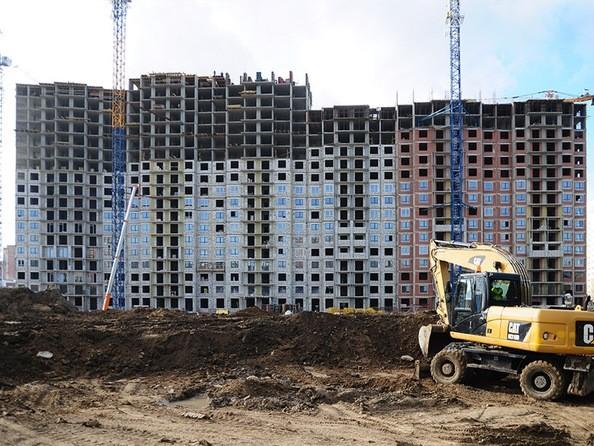 Фото Жилой комплекс ЗОЛОТАЯ НИВА, дом 1, Ход строительства июнь 2019