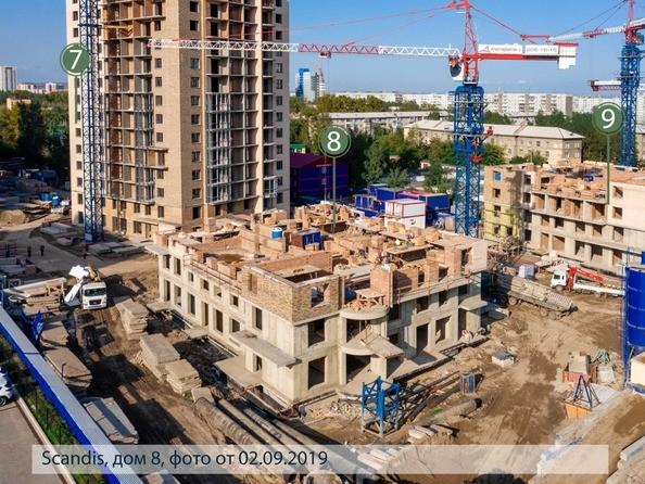Ход строительства 5 сентября 2019