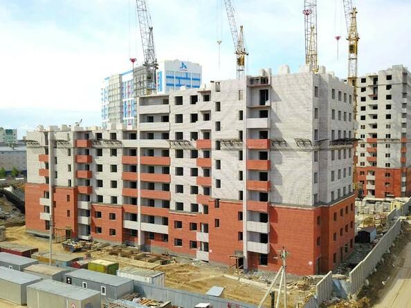 Фото Жилой комплекс МАРС, дом 10, Ход строительства май 2019