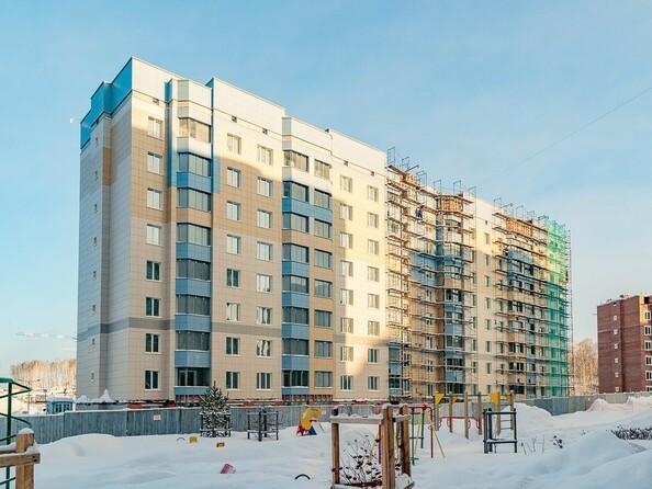 Фото Жилой комплекс 4 мкр, дом 11, Ход строительства декабрь 2018