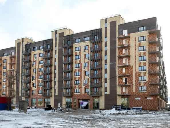 Фото Жилой комплекс ЮЖНЫЙ БЕРЕГ, 3 оч, дом 16, Ход строительства 22 февраля 2019