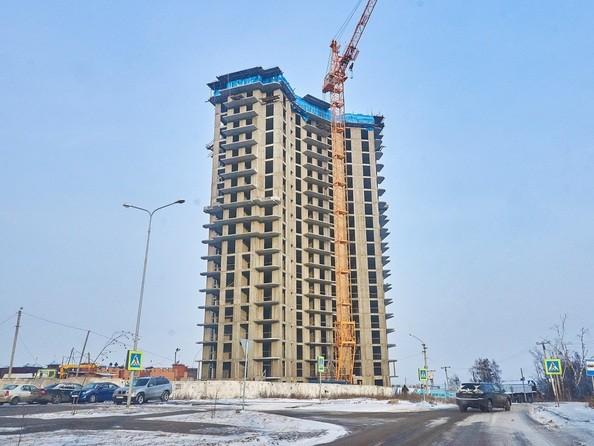 Фото Жилой комплекс СТРИЖИ, б/с НЕБО, Ход строительства 10 декабря 2018