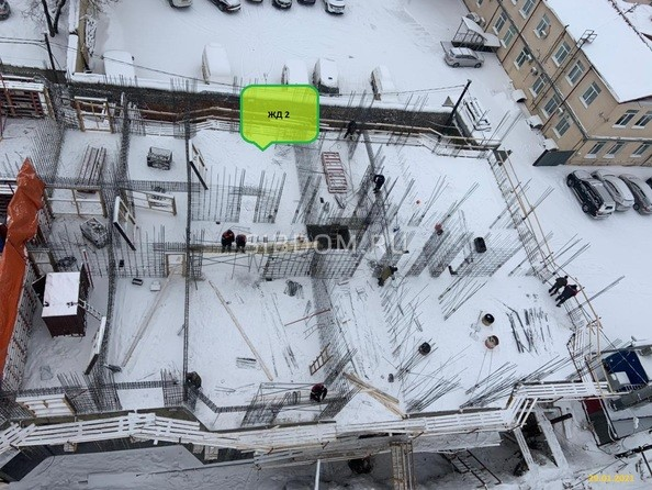 Ход строительства 30 января 2021