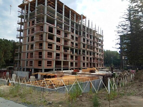 Фото Жилой комплекс Эко-квартал Flora&Fauna (Флора и Фауна), дом 11, Ход строительства август 2019