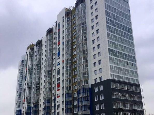 Фото Жилой комплекс АДМИРАЛЪ, дом 13, Ход строительства апрель 2019