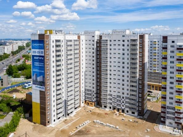 Фото Жилой комплекс Иннокентьевский, 3 мкр, дом 6, Ход строительства 11 июня 2019