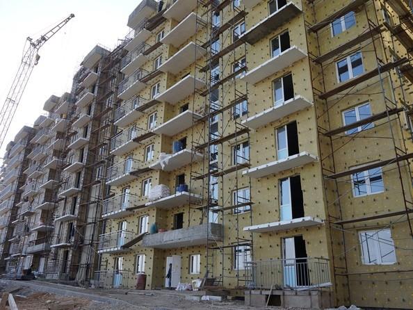 Фото ЮГО-ЗАПАДНЫЙ, б/с 8-10, Ход строительства 30 сентября 2019