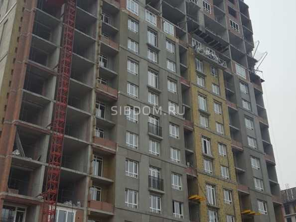 Фото Жилой комплекс ГРАНИТ, Ход строительства август 2019