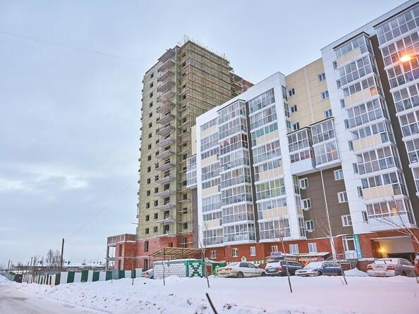 Фото Жилой комплекс ЭВОЛЮЦИЯ, 1 оч, 1-9, 1-10 б/с , Ход строительства 9 января 2018