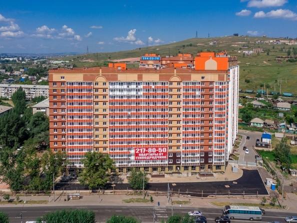 Фото Жилой комплекс КАЛИНИНСКИЙ, дом 1, 4 этап, Ход строительства 12 августа 2019