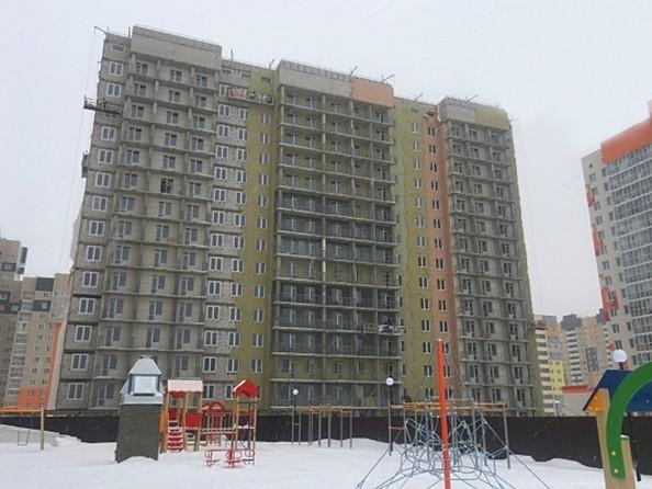 Фото Жилой комплекс МАТРЁШКИ, дом 6, Ход строительства ноябрь 2018