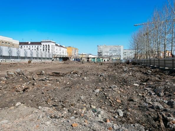 Фото Жилой комплекс БОГРАДА 109, дом 2, Ход строительства 23 апреля 2019