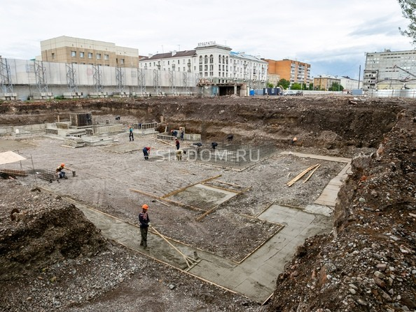 Фото Жилой комплекс БОГРАДА 109, дом 2, Ход строительства 24 июня 2019