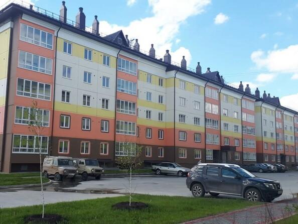 Фото Жилой комплекс ФЛАМИНГО, дом 10, Ход строительства июнь 2019
