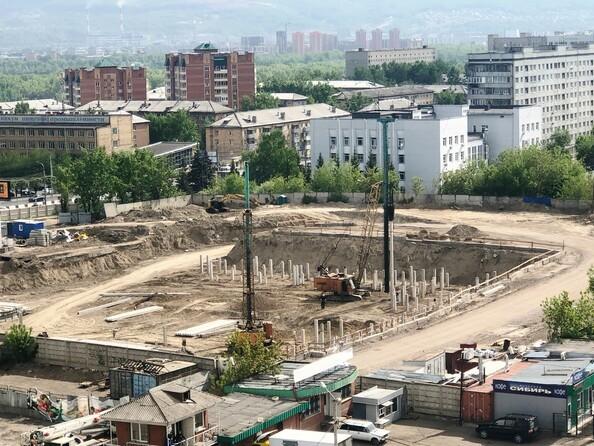 Ход строительства 4 июня 2019