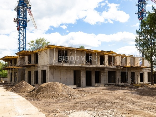 Фото Жилой комплекс SCANDIS (Скандис), дом 5, Ход строительства 10 августа 2018