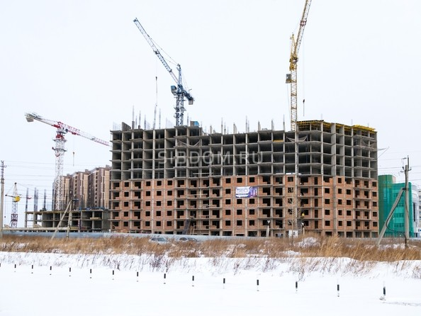 Фото Жилой комплекс GEO (ГЕО), секции 3-5, Ход строительства 24 декабря 2018