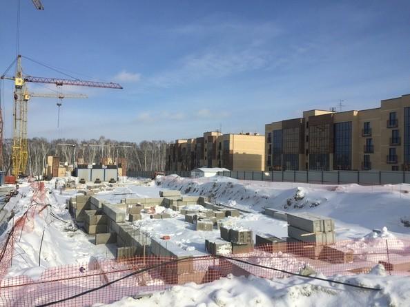 Фото Жилой комплекс СВОБОДА, дом 5, Ход строительства март 2019