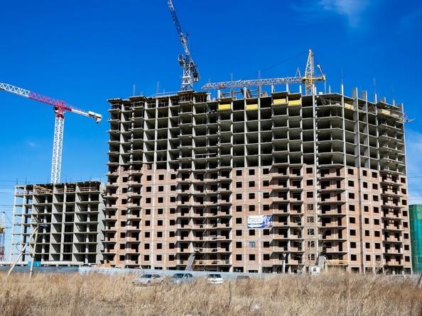Фото Жилой комплекс GEO (ГЕО), секции 3-5, Ход строительства 14 апреля 2019