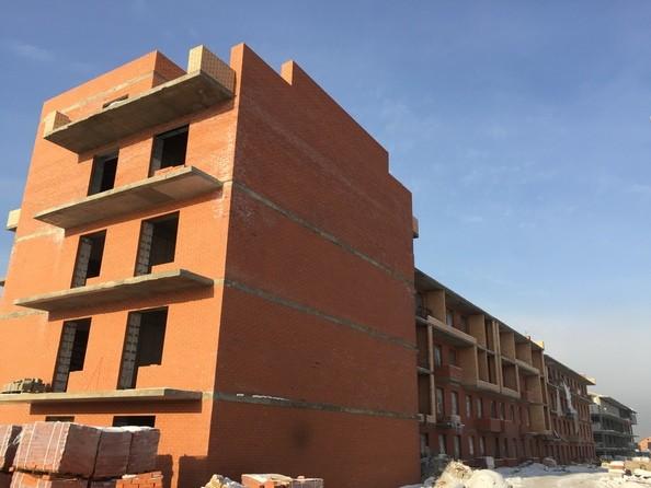 Блок-секции 7,9,11. Ход строительства январь 2019