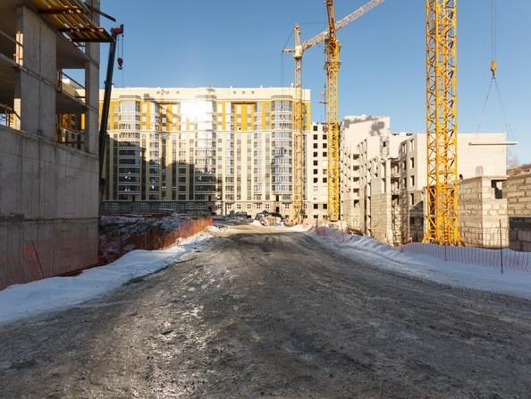 Фото Жилой комплекс СТОЛИЧНЫЙ, Б/С 11-12, Ход строительства ноябрь 2018