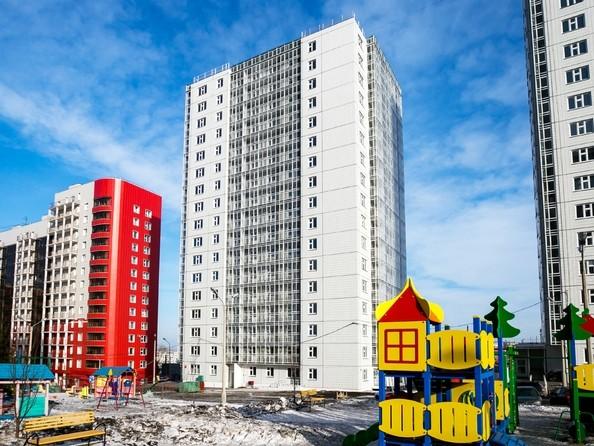 Фото Жилой комплекс НОВОНИКОЛАЕВСКИЙ, дом 2, стр 3, Ход строительства 20 февраля 2019