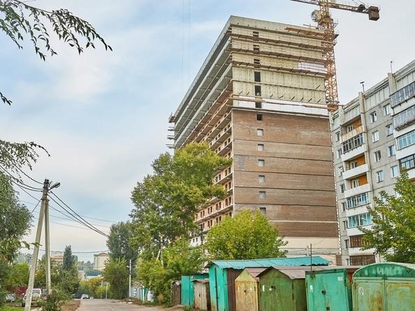 Фото Жилой комплекс «ALMA MATER» (Альма Матер), Ход строительства 19 сентября 2018