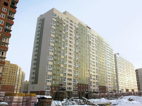 Фото Жилой комплекс КУЗЬМИНКИ, дом 11, Ход строительства декабрь 2018